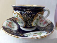 Antique Geisshubel German Porcelain c 1815