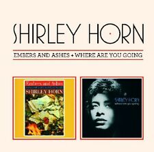 Shirley Horn - Embers & Ashes / Where Are You Going [New CD] Bonus Track