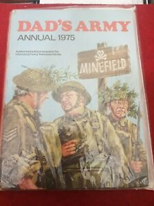Dads army annual 1975