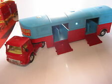 CORGI TOYS BEDFORD TRACTOR UNIT REF 21101/59 CHIPPERFIELDS CIRCUS + HORSE BOX