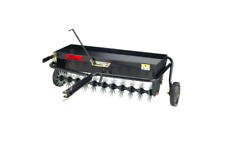 Brinly-Hardy Tow Behind Aerator Spreader Combination 40 in. Lawn Steel Frame