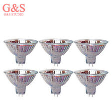 6pcs, MR11 12V 20W 20WATTS Halogen Light Bulb Lighting Bulbs