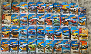 Lot of 40 Hot Wheels American muscle cars  Ford Mustang Dodge And More