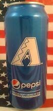 Limited Edition Arizona Diamondbacks Pepsi Can 2017 Phoenix Area Exclusive