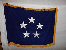 flag119 WW 2 US Navy 5 Star Fleet Admiral Flag