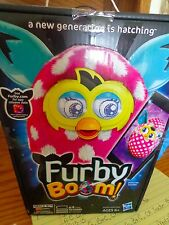 TOP TOY 2013 - FURBY BOOM FIGURE - POLKA DOTS