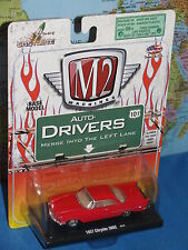M2 Drivers 1958 CHEVROLET Apache Step Side 1/64 11228