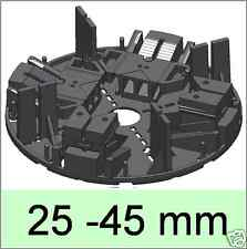 32 Stelzlager 25-45mm f. Terrasse Platten auf Stelzlagern Dachterrasse bau.con,;