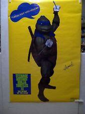 Teenage Mutant Ninja Turtles II - Secret of the Ooze: Leonardo Poster (USA)