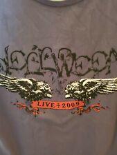 VAMPS HYDE J rock Jrock T-shirt official goods Helloween 2009