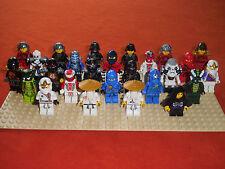 Lego Ninjago 26 Figuren Sammlung Paket II