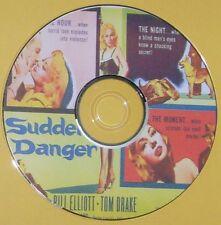 FILM NOIR 381: SUDDEN DANGER (1955) Hubert Cornfield Bill Elliott, Tom Drake