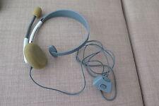 HEADSET originale MICROSOFT per XBOX 360 ! Cuffie + Microfono per giocare Online
