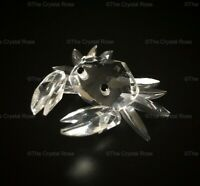RARE Retired Swarovski Crystal Mini Crab 206481 Mint Boxed