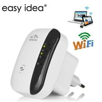 Ultra Wifi Repeater Extender Better Signal Boost 300mbps Faster Net Connection