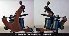***BJ Soba Plow Horse Shader tattoo machine MINT+orig box!***