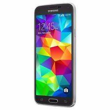 Good - Samsung Galaxy S5 SM-G900V 16GB Charcoal Black (Verizon Unlocked) Android