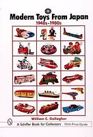 Modern Toys from Japan, 1940s-1980s, Hardcover by Gallagher, William C., Bran...