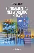 NEW Fundamental Networking in Java by Esmond Pitt