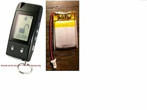 Autostart ASRS-7504BK AS575 New Replacement Battery