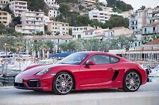 2015-Porsche-Cayman-gts 24 x 36 Poster