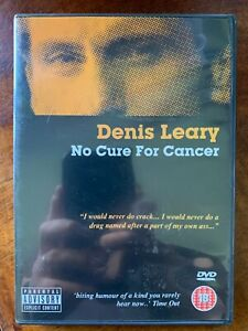 Denis Leary No Cure for Cancer DVD 1991 Hilarious Stand Up Comedy Show