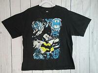 DC Comics Licensed BATMAN Gotham City Black T-Shirt Size XL