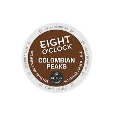 Eight O'Clock 100% Colombian Peaks Coffee Keurig K-Cups 96-Count