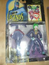 The Joker, with snapping Jaw. Toybiz Action Figures (Never opened),