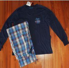 Jockey Schlafanzug Gr. XL / 54, Pyjama aus Jersey-Popeline-Mix