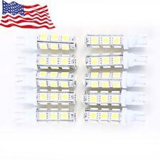 10pcs Super White T10 RV Camper 13-SMD 5050 Car LED Light Bulbs 12V 194 921 912