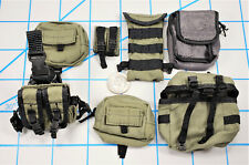 Mini times US Navy seal UDT 7 pouch lot 1/6 scale toys soldier Joe dragon dam