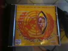CD - Give Peace A chance - 50 Years United Nations