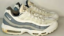 Nike Air Max 95 Mens Trainers Size 10 Grey White (Used) in good condition