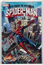 PETER PARKER SPECTACULAR SPIDERMAN 1 J SCOTT CAMPBELL 3 PACK VARIANT SET A B C