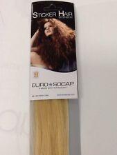 Euro So Cap Tape Hair Extensions - Natural Blonde (#1001)