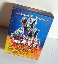 Ultraman Saga Playing Card Deck of 54 from China- Sealed! (UM2BPC-Deck54)