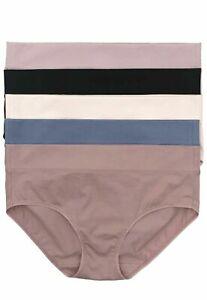 Felina | Pima Cotton Hipster Panty | 5-Pack
