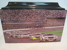 204 NASCAR Racing Funeral Memorial Cremation Urn with 5 Lines of Free Text