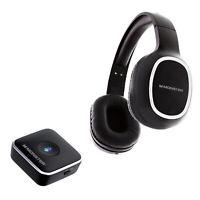 Monster HDTV Wireless Headphone Kit with Bluetooth Transmitter/Easy Set-up - NEW