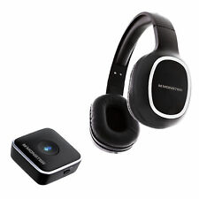 Monster HDTV Wireless Headphone Kit with Bluetooth Transmitter/Easy Set-up - NEW