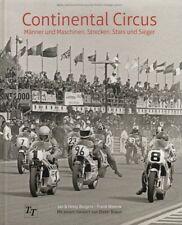 Burgers: Continental Circus, Männer/Maschinen/Strecken&Sieger (Motorradrennen)