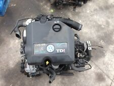 2002 VW BEETLE 1.9 TDI ATD ENGINE FULL CAR FOR SPARES PARTS