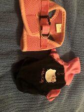 XS Dog Harness Pink Hello Kitty Dog Shirt XS