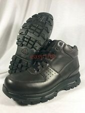 New Nike  Air Max Goadome Sz 8.5 Brown 42 Boots Waterproof 360 Leather 865031