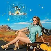 Bette Midler - The Best Bette (NEW CD)