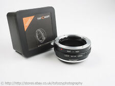 K&F Concept Sony A to NEX Adapter Minolta A to Sony NEX (E-Mount) Adapter