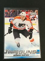 F60309  2019-20 Upper Deck #486 German Rubtsov YG RC YOUNG GUNS FLYERS