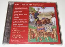 The Byrd Edition, Vol. 13: Infelix ego (CD, 2010, Hyperion) new