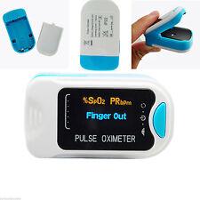 CMS50N  FingerTip Pulse Oximeter OLED Blood Oxygen SPO2 Pulse Heart rate monitor